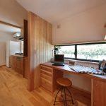 自然素材 モデルハウス