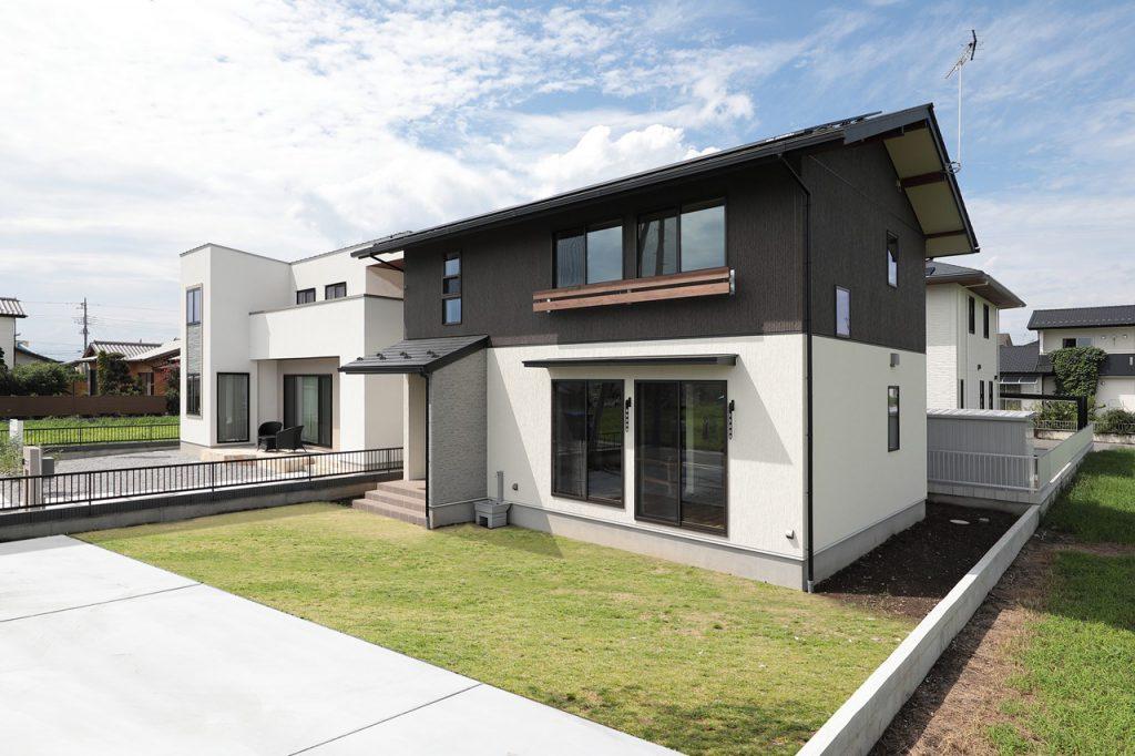 群馬 デザイン住宅