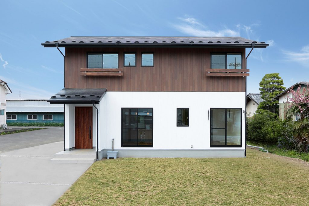 デザイン住宅 群馬